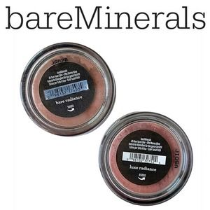 BARE MINERALS NEW All Over Face Color Radiance SET